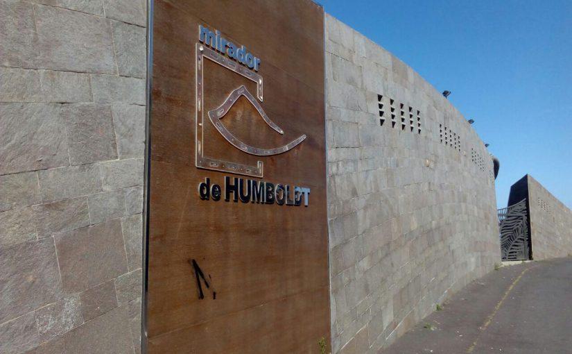 Unid@s Sí Podemos denuncia el silencio de CC sobre el mirador de Humboldt