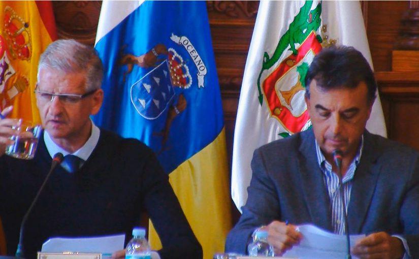 Pleno ordinario de debate del Presupuesto del Ayuntamiento de La Orotava para el año 2017