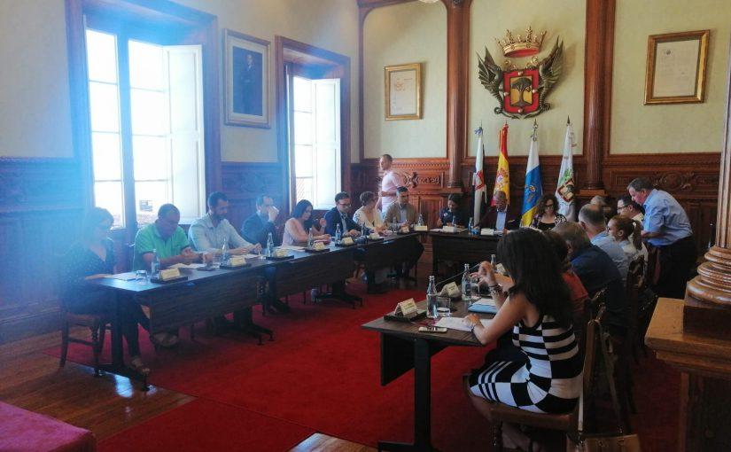 Colación Canaria de La Orotava vuelve a empezar una legislatura con una nueva subida salarial.