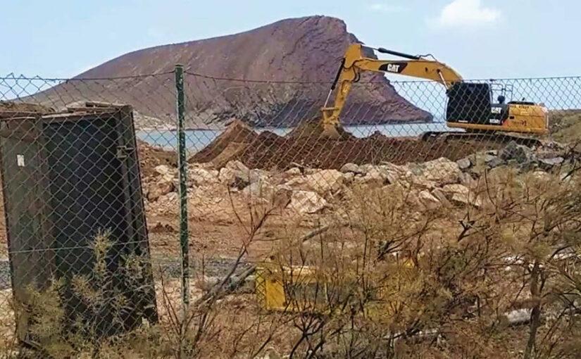 Moción para la protección del entorno natural de La Tejita